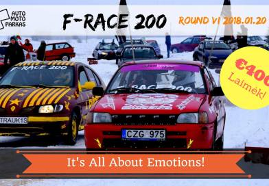 F-Race 200 Round VI