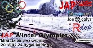 JAP Winter Olympics