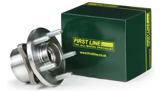 New to range bearings at First Line