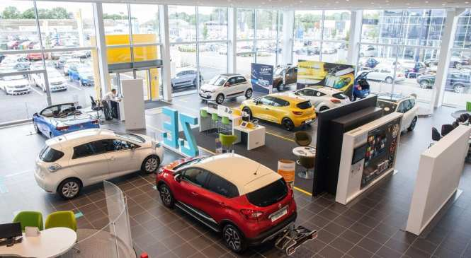 Diesel sales drop dramatically in January as new car market declines