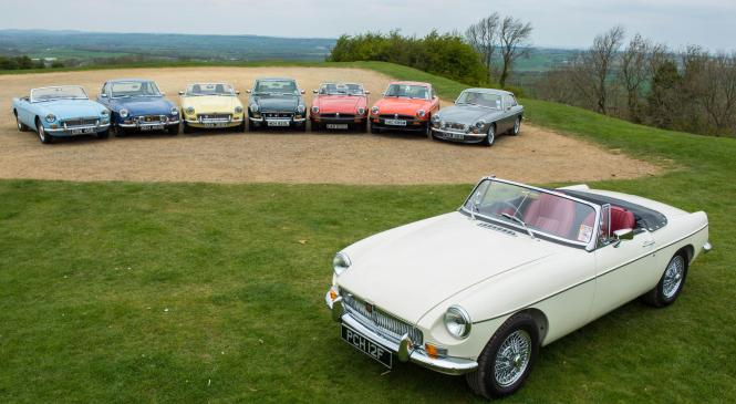 Thousands of classics could return to roads with new MOT rules