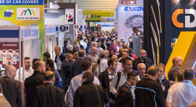 Less than a month to go for Automechanika Birmingham