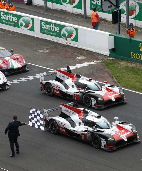 Denso congratulates Toyota Gazoo Racing on Le Mans victory