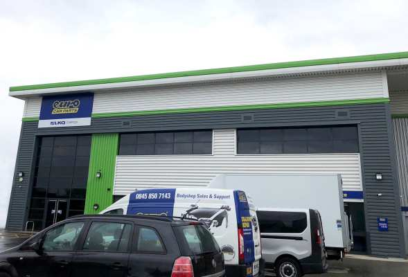 Distribution Hub And Two More Branches For Euro Car Parts Auto