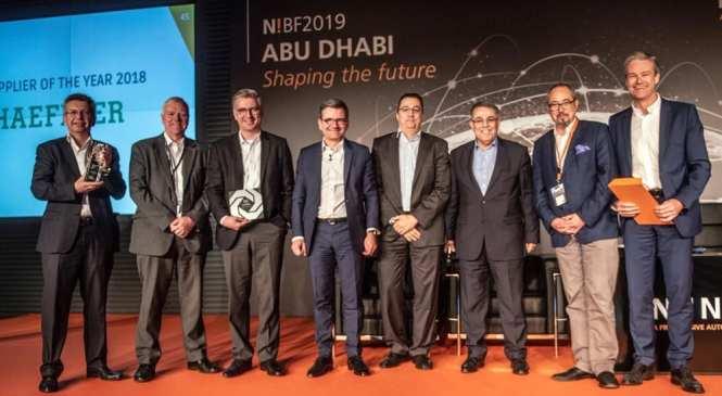 Schaeffler wins international 'Supplier of the Year' award