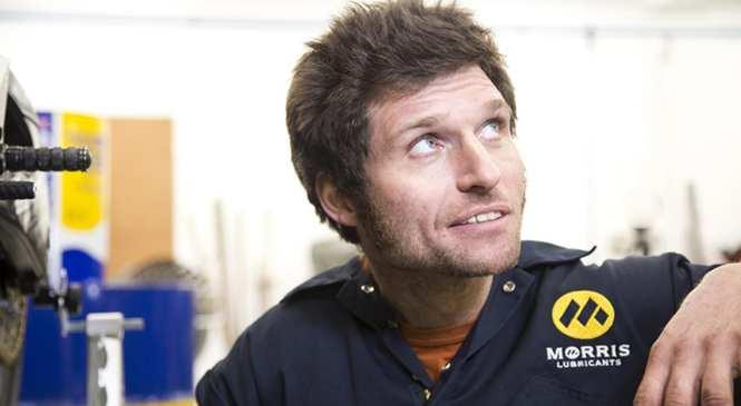 Morris Lubricants ambassador to open Automechanika Birmingham Garage event