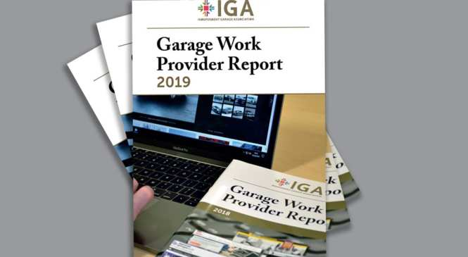 New IGA report highlights problems of 'work provider' sites