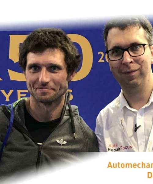 VIDEO: Automechanika Birmingham – Day 1