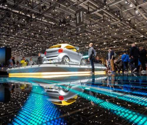 Geneva Motor Show cancelled over Coronavirus fears