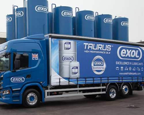 Contactless delivery for Exol customers