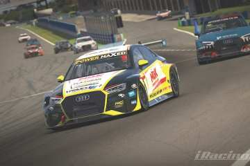 Virtual racing series goes live
