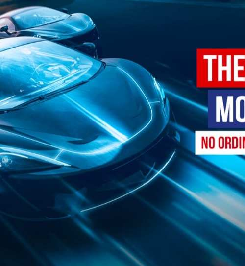 The British Motor Show shortlisted for an award before the show even taken place