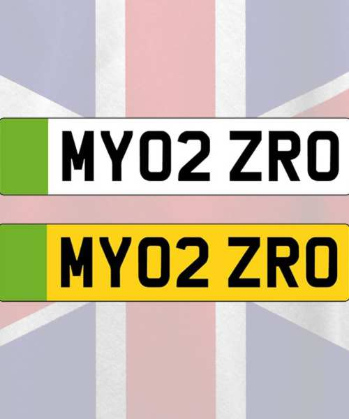 UK to introduce green plates for EVs