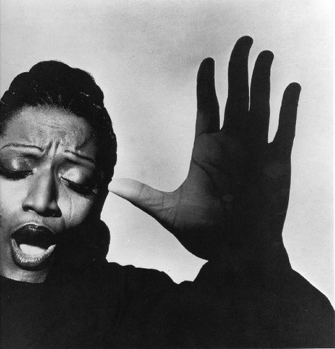 irving penn jessye norman