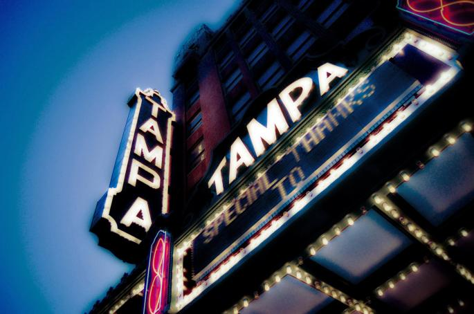 Tampa_Theatre_Marquee