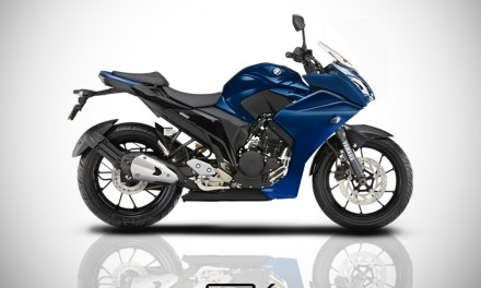 Yamaha Fazer 25 Launched in India, Price INR 1.28 Lakh