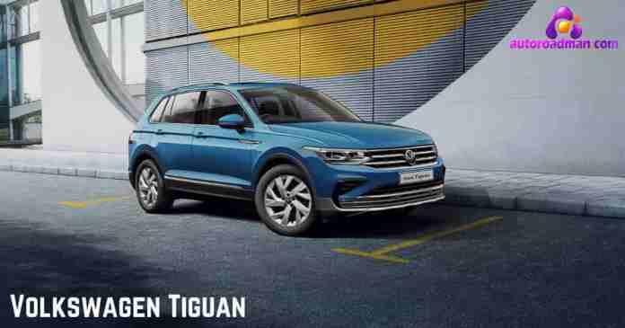 Volkswagen-Tiguan