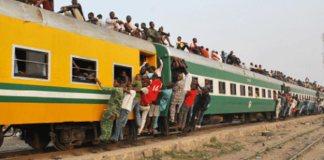 Lagos train station