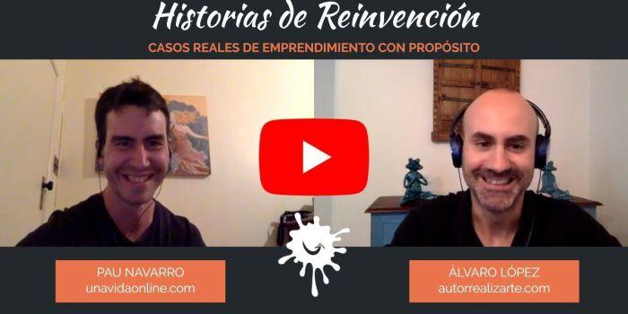 Entrevista a Pau Navarro