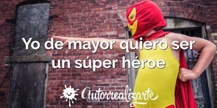 Síndrome del impostor: Ser un súper héroe