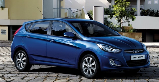 Hyundai Accent Hatchback 2014