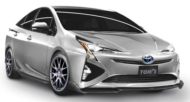 Toyota Prius 2016 by Tom S Racing