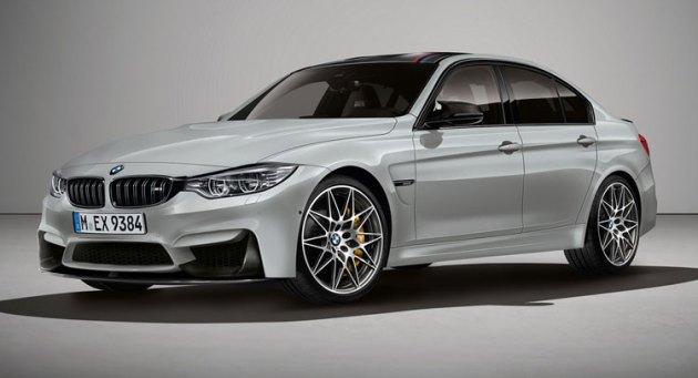 BMW M3 30 Jahre 2017