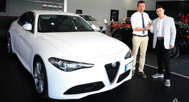 Alfa Romeo 2017