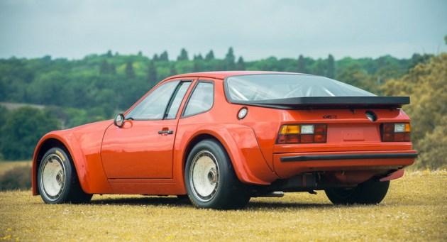 Porsche GTR 924 1981