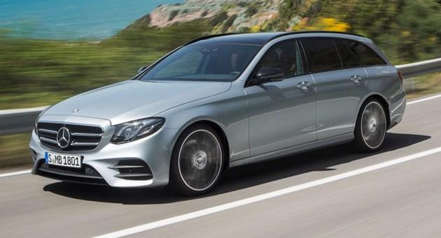 Mercedes-Benz Clases E 2017