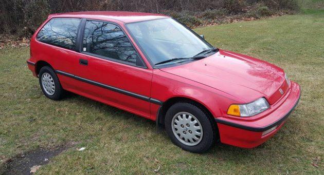 Honda Civic HB 1991