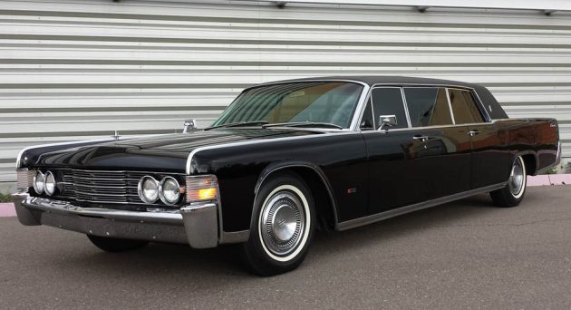 1965 Lincoln Continental Limousine