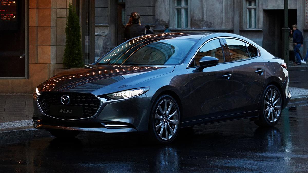Mazda 2019 3 4D(NEW) 2.0 Bose旗艦型   規格配備 - Yahoo奇摩汽車機車