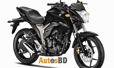 Suzuki Gixxer Specification