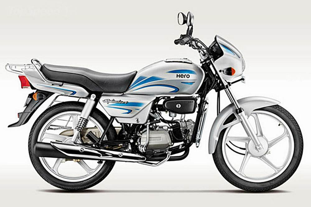Hero Splendor Plus Motorcycle Specification