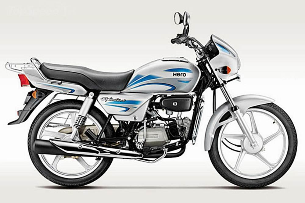 Hero Splendor Plus Motorcycle Specification