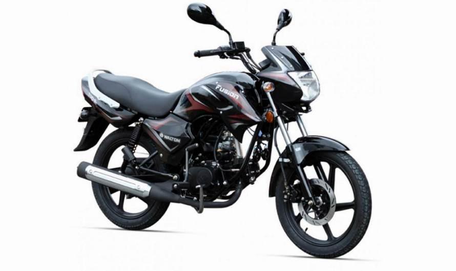 Walton Fusion 110EX Motorcycle Specification