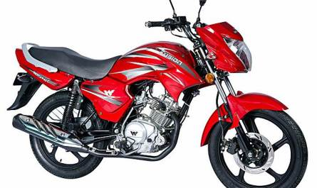 Walton Fusion 125NX Motorcycle Specification