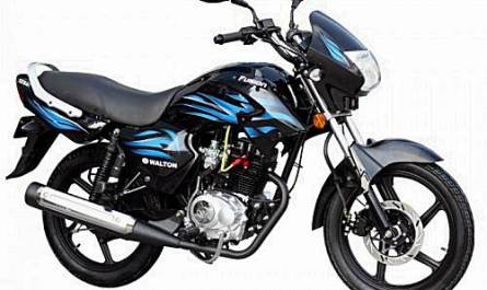 Walton Fusion 125EX Motorcycle Specification
