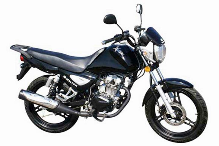 Walton Xplore 125 Motorcycle Specification