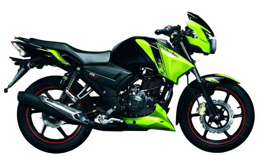 TVS Apache RTR Motorcycle Specification