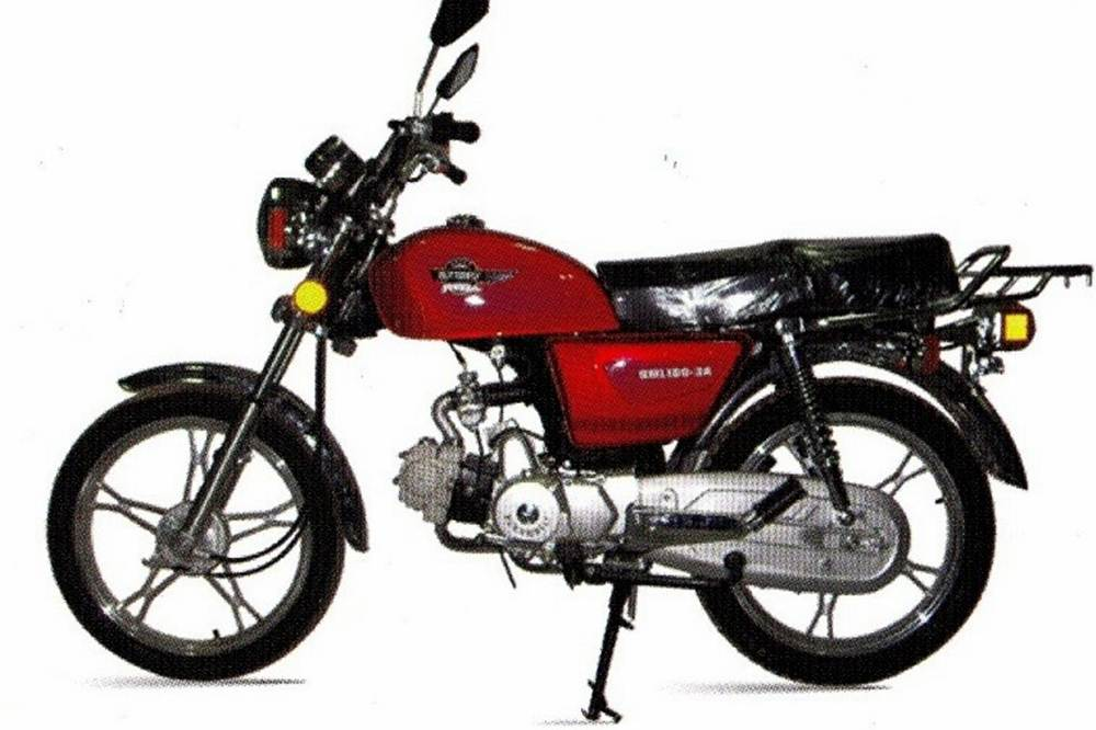 Butterfly BML 100-3 Motorcycle Specification