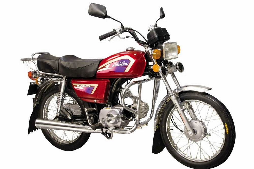Dayang Runner AD80S Motorcycle Specification