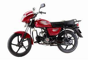 Dayang Runner Deluxe AD80s Motorcycle Specification