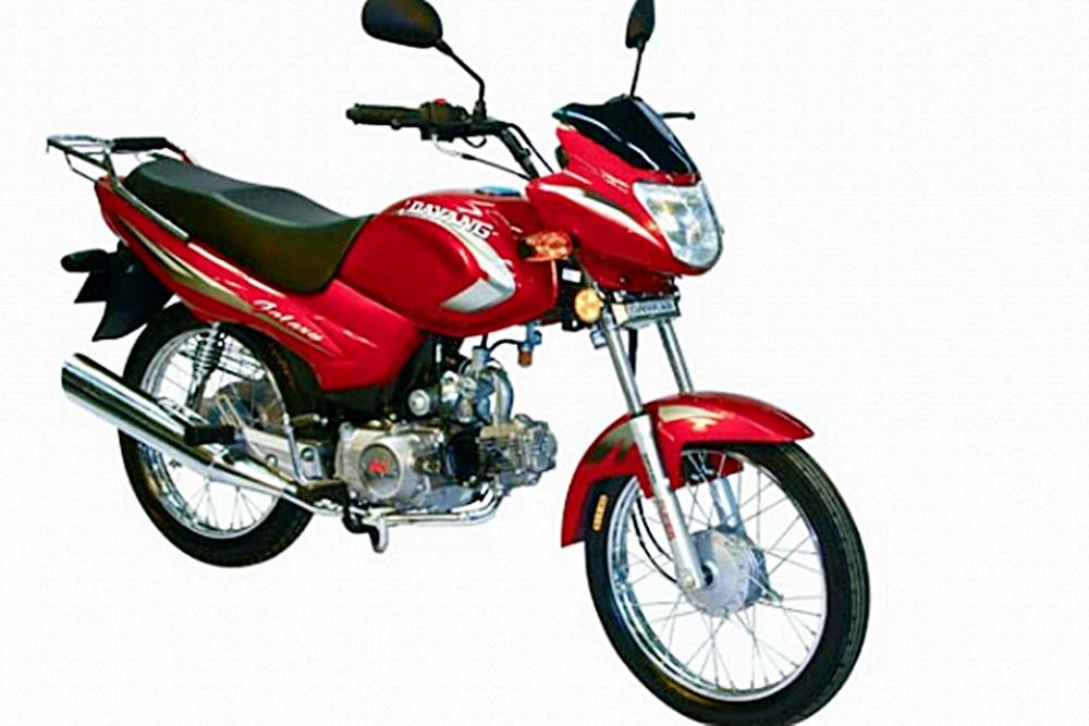 Dayang Runner Galaxy Motorcycle Specification