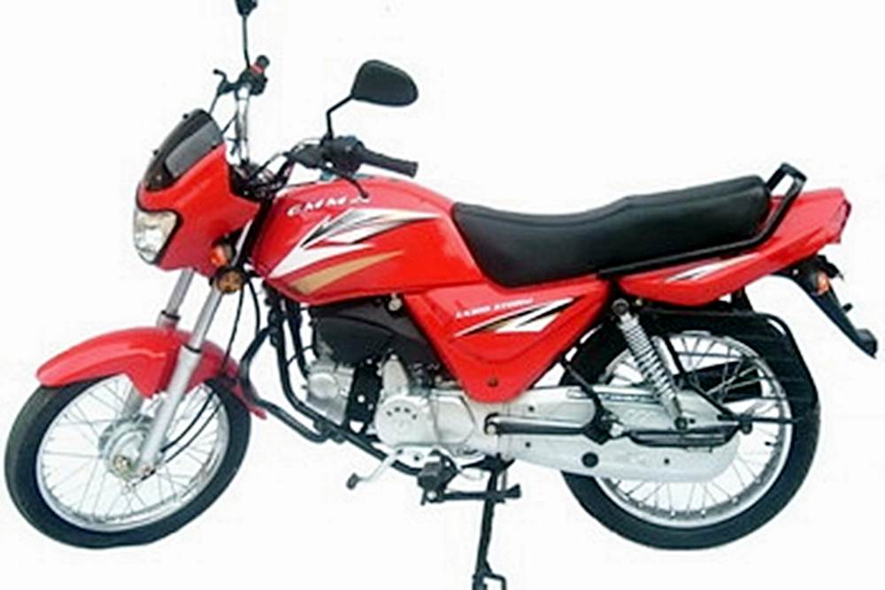 Emma Lx-100 Motorcycle Specification