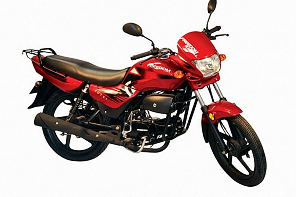 Freedom Royal KS Motorcycle Specification