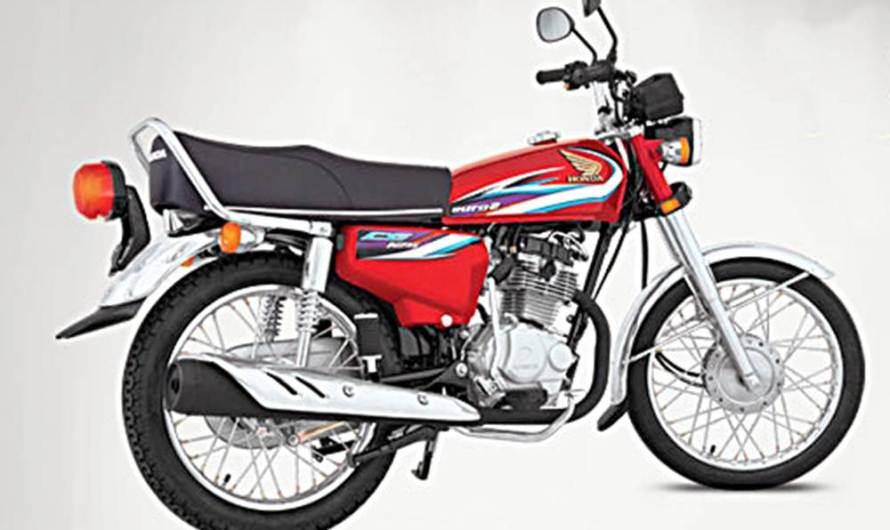 Honda CG125 Price in Bangladesh