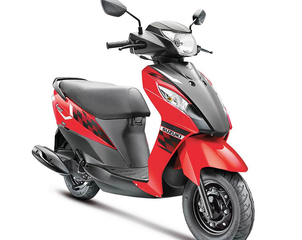 Suzuki Lets Scooter Specification