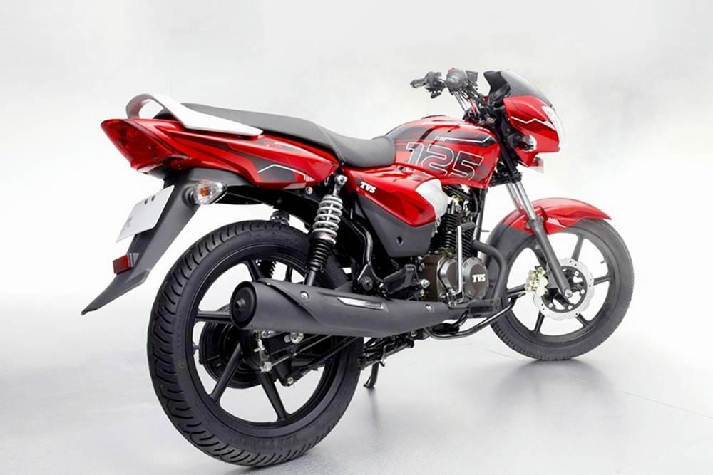 TVS Phoenix 125 Motorcycle Specification